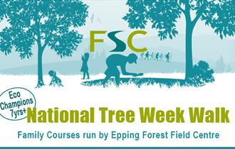 Epping Forest Field Centre National Tree Week Walk in Epping Forest