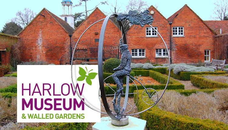 Harlow Museum and Walled Garden
