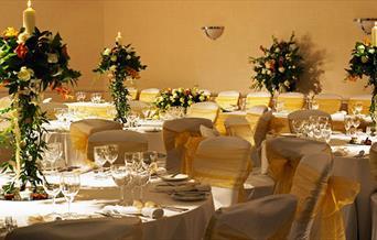 Weddings at the Marriott Hotel Waltham Abbey