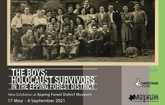 The Boys: Holocaust Survivors in the Epping Forest District