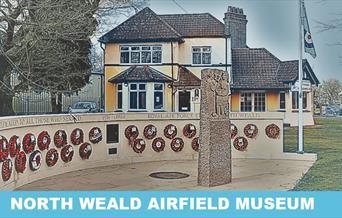 North Weald Airfield Museum and Norwegian Memorial and Debt of Honour.