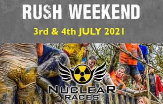 Nuclear Rush Weekend - Saturday 3rd & Sunday 4th July 2021