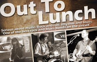 Out to Lunch live at The Sultan