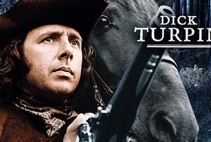 Richard O'Sullivan starred as Dick Turpin in this long-running TV drama.