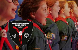 Waltham Forest Scouts Gang Show 2019 - continuing the tradition.