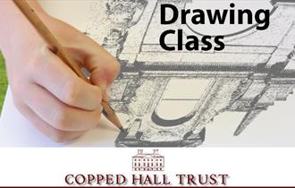 June Drawing Class at Copped Hall