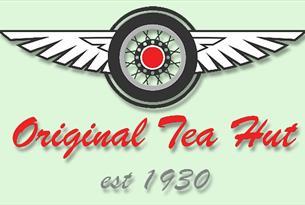 Original Tea Hut High Beech, Epping - logo.