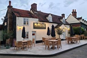 The Mole Trap pub, Essex