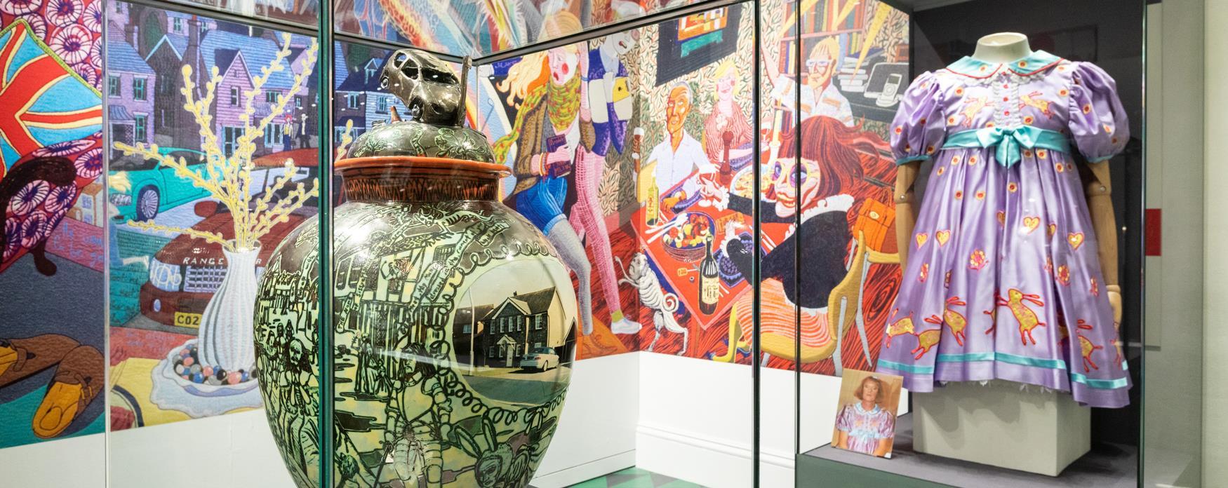 Ceramics Rom Chelmsford museum