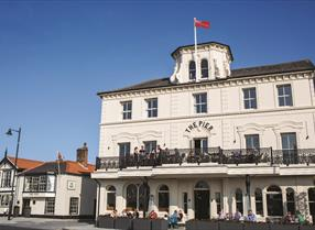 The Pier Harwich Competition
