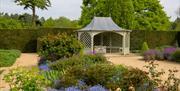 Coach House Garden at Markshall Estate