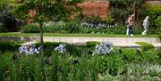 Walled Garden at Markshall Estate