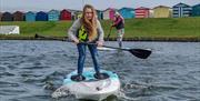 Clacton paddleboarding rental