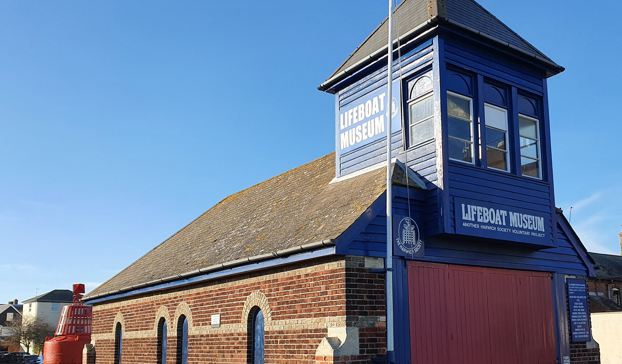 Lifeboat Museum Harwich