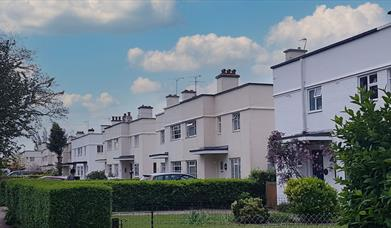 Silver Street Houses
