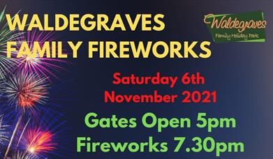 Waldegraves Family Fireworks