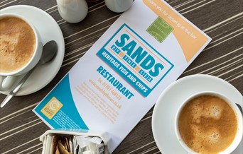 Sands by the sea Southend