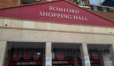 Romford Shopping Hall