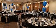 Ballroom Dinner Party