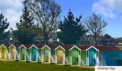 Beach Huts Maldon