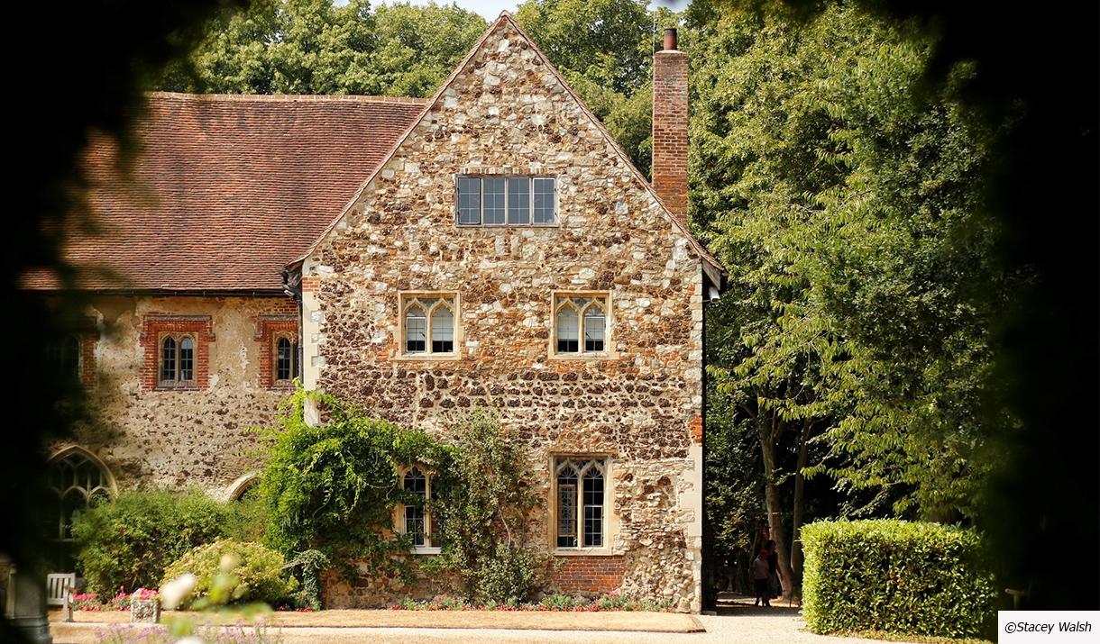 Beeleigh Abbey Gardens