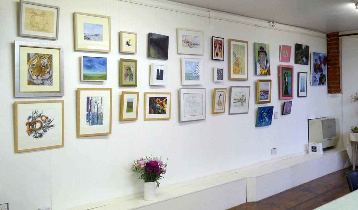 Burnham Museum Art Trail