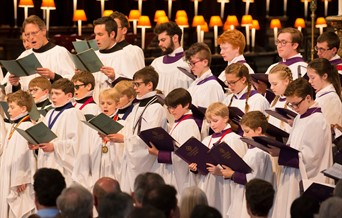Cathedral Choir Remembrance Concert