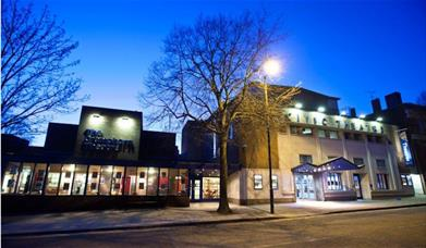 Civic and Cramphorn Theatres in Chelmsford