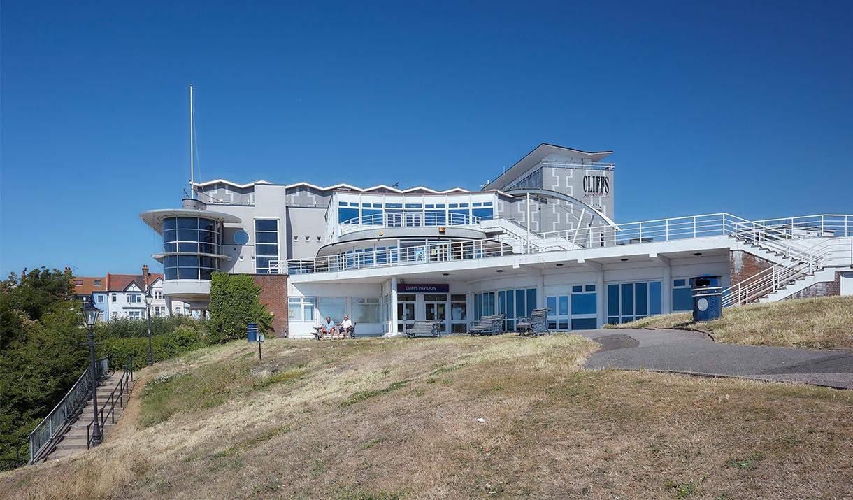 Cliffs Pavilion