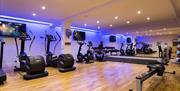 Down Hall Gym