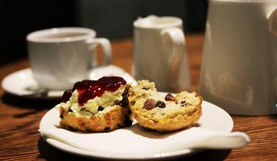 Tiptree Tea Room at Essex Rose