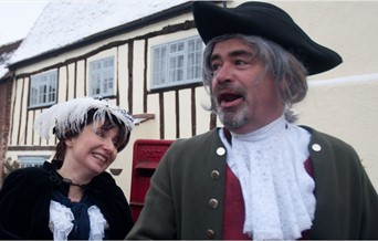 Guide East-18th century characters Sudbury