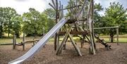Stick Man Trail Slide