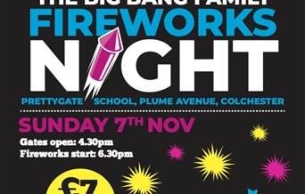 Big Bang Fireworks Night