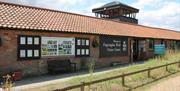 Fingringhoe Visitor Centre