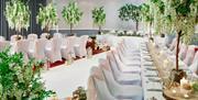 Waltham Abbey Marriott Weddings