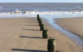 Frinton on sea beach