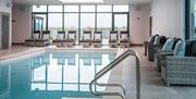 Glaa House Retreat pool view