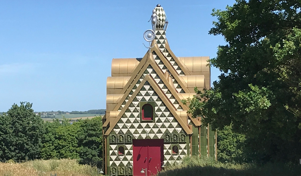 House for Essex - Grayson Perry