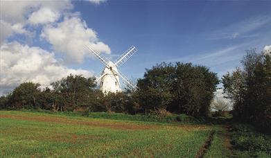 Great-Bardfield-Windmill