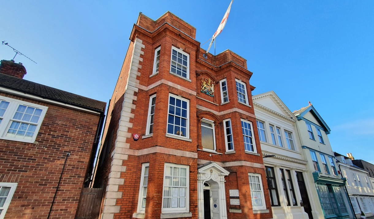 Harwich Guildhall