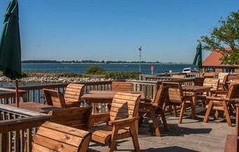 Café on the Water, Hanningfield Reservoir