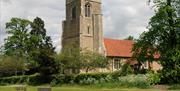 St Mary at Latton Church, Harlow