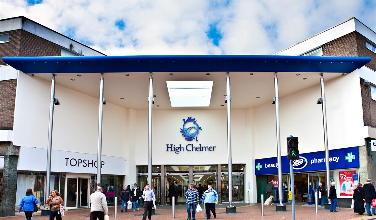 HIgh Chelmer Shopping centre