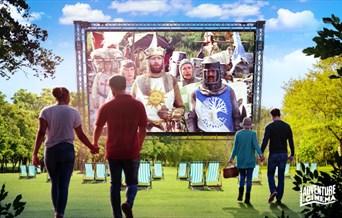 Outdoor Cinema - Monty Python