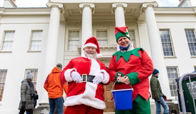 Hylands Santa