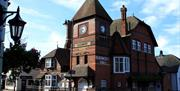 Chipping Ongar Budworth Hall