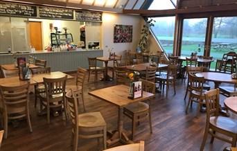 Tiptree Tea Room at The Barns at Cressing Temple