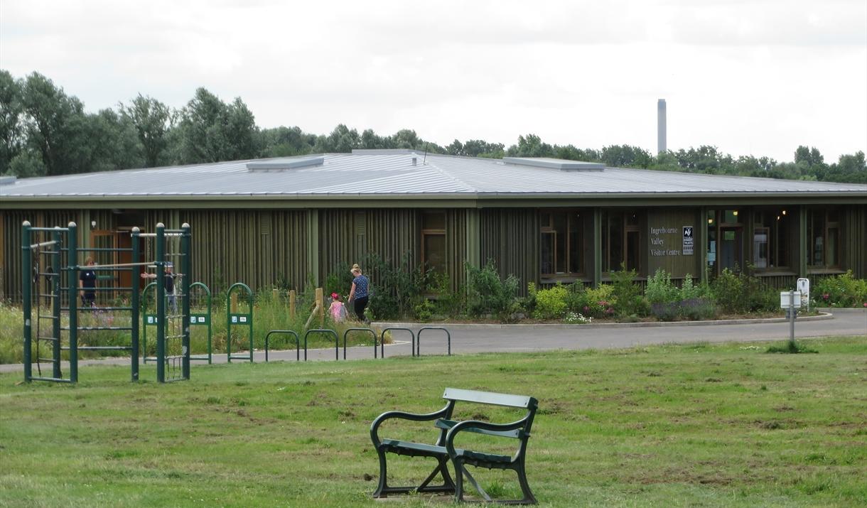Ingrebourne visitor centre