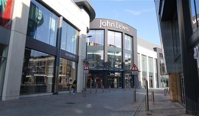 John Lewis, Bond Street